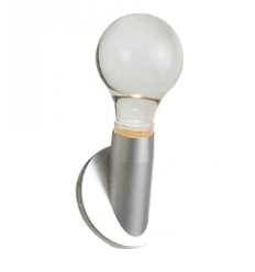 Wall light - LED silver Manchester