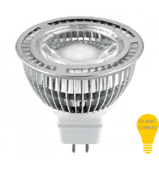 LED-Spot COB MR16 - 5W - warm white