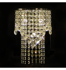 Wall light - crystal Karina