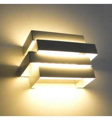 Wall light - LED modern design Scala 6x1W