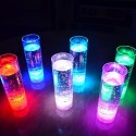 Drinking glass with LED, 400ml