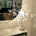 Table lamp - chrome Enns