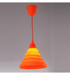 Pendant light - orange ILLINOIS