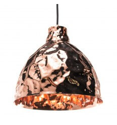 Pendant light - copper design - Talia