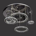 Pendant light - crystal prestige LED Goya - 60cm