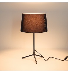 Table lamp - design black Mora