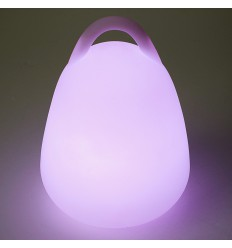 Egg Lamp H24cm LED wireless rechargeable
