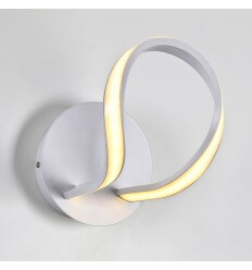 Wall light LED modern white - Lex