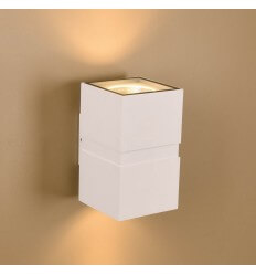 Wall light white design - Nano