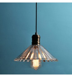 Pendant Light Vintage Glass - Acedia