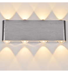 Wall light LED design rectangle - Diax
