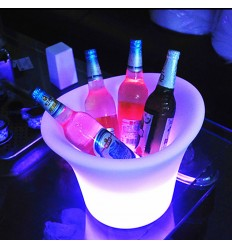 LED Champagne Bucket - Party