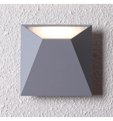 Modern Led Design wall light - Polygone