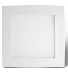 LED 12W square panel light - Syme
