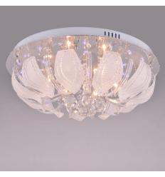 Ceiling light crystal 40cm - Shine