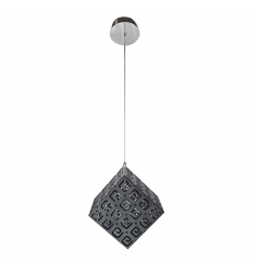 Contemporary Pendant Light - Black Belfast Collection