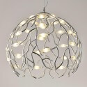 Floral LED Pendant Light - Queen Collection