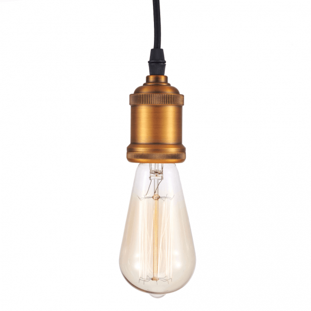 Pendant light retro bronze - Cedra