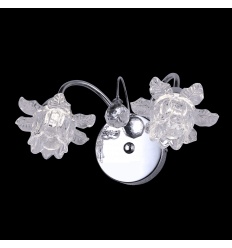 Classic Wall Light Crystal LED - Blossom