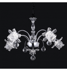 Classic chandelier with pendants - Blossom