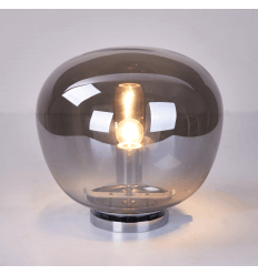 Vintage smoked glass Lighting - Echoes