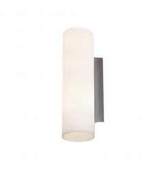 Frosted glass Tube Wall Light 2xE14 - Tokyo