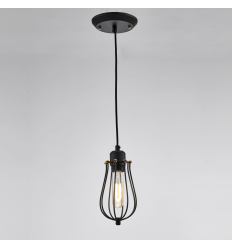 Industrial Decorative Pendant Light - Velen