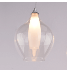 Unique Pendant light made of glass - Vietra