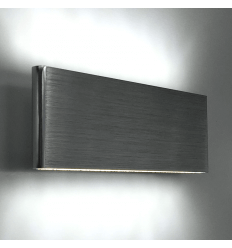 LED Futuristic Wall Light - Silver Cruise