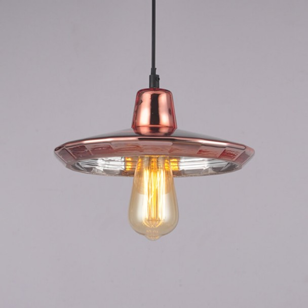 Pendant light - copper design cuisine - Lentia