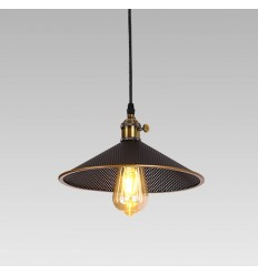 Elegant old school pendant light - Hypnos