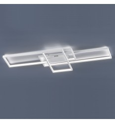 Geometrical clear LED wall light - Tampa