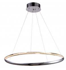 LED design prestige pendant light - Saturne