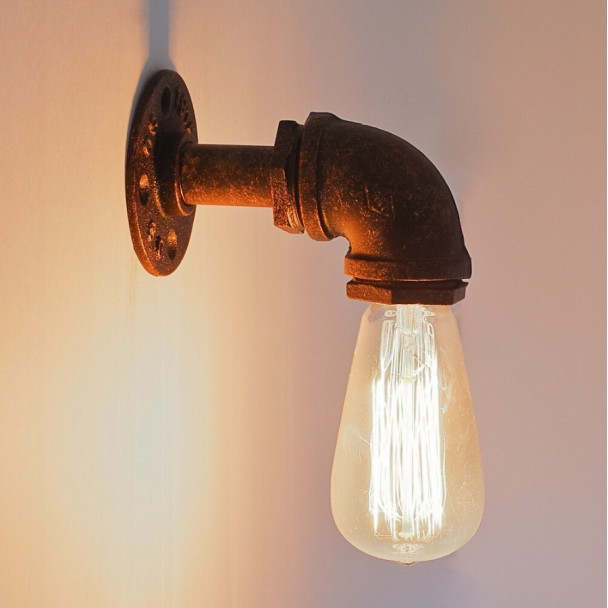 industrial design interior wall light - Luigi