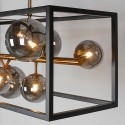 modern industrial pendant light - Qez