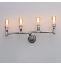 pipe style wall lights Oxus