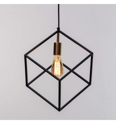 metal cage pendant light - Raj