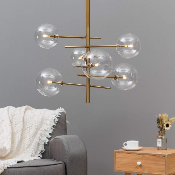 pendant light sphere design multi-Osam - Osam