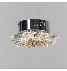 LED Ceiling Light crystal flower - Laurus