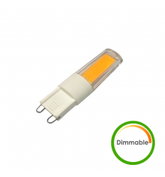 Ampoule G9 LED Dimmable - 3W
