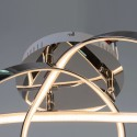 Ceiling silver simple style and trend - Acht