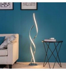 Floor lamp LED ultra design- 126 cm Cascade - 126 cm Cascada