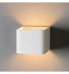 Wall LED wall lamp - Quadra 6W