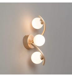 Gold Wall lights design - Spencer