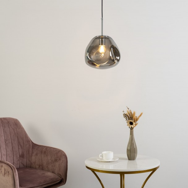 Contemporary pendant dimpled - Nourot