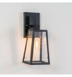black wall lantern Wall lights - Fresy