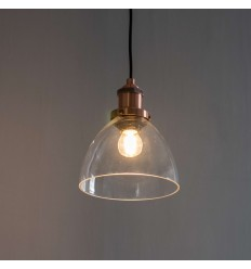 pendant light copper Vintage - Flavia