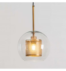 warm pendant light - Carina