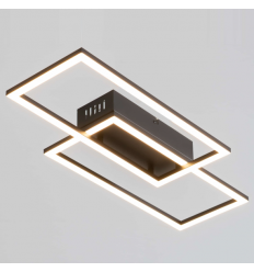 futuristic ceiling dual rectangle - Eli