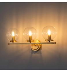 triple Wall lights vintage - Giani